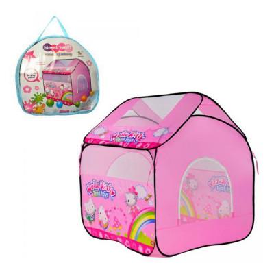 Детская игровая палатка Hello Kitty 98х98х100 см (M 3782)