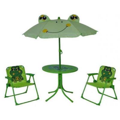Детский летний набор стол + 2 стула (BT-TC-0003)