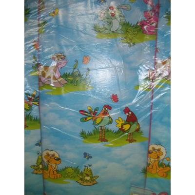Пеленатор (пеленальная доска) для новорожденного с бортиками (pelenatory-04)