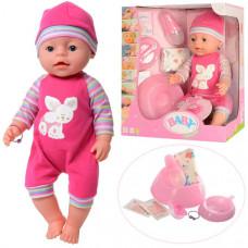 Кукла Пупс Маленькая Ляля с аксессуарами