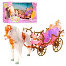 Карета с лошадкой (209B)
