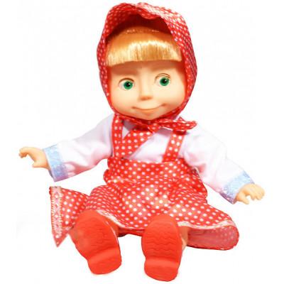 Интерактивная кукла Маша ММ 4615 (сенсорная, 800 фраз)