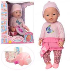 Кукла Пупс Baby Born (Беби Борн) 8020-449 Маленькая Ляля