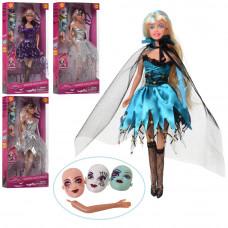 "Игровой набор кукол Defa Lucy ""Halloween"" маскарад с масками"