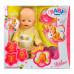 Интерактивная кукла пупс Беби Борн, полный комплект аксессуаров (BB 8001-2 )