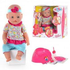Пупс кукла Беби Борн с аксессуарами BB 8001-8 (Лето)