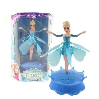 Летающая фея Frozen Эльза Холодное сердце с подсветкой (BF-105F-1)