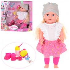Кукла-пупс Маленькая Ляля с аксессуарами BLS001A шарнирные колени