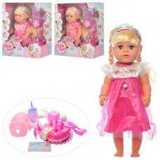 Кукла старшая сестренка Беби борн (baby born) аналог, шарнирные колени