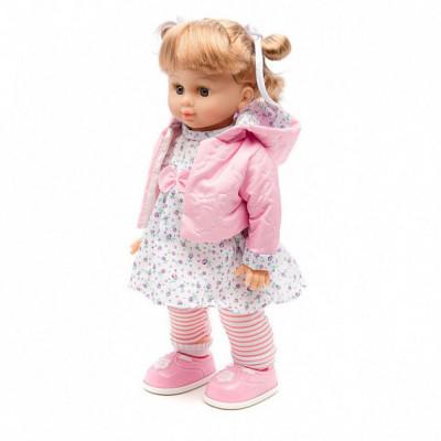 Интерактивная кукла Настенька Ходит, танцует говорит (MY081)