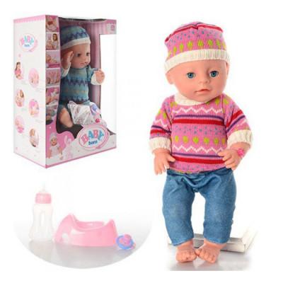 Интерактивная кукла пупс Беби Борн с аксессуарами (YL1710C-S )