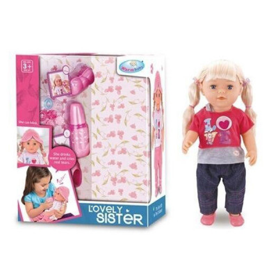 Кукла функциональная Любимая сестричка WZJ 016-467