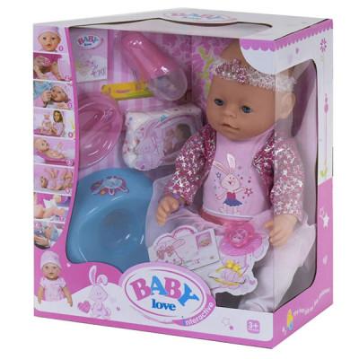 Кукла-пупс Baby Love BL 029 D