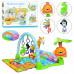 Развивающий коврик Joy Toy Умный малыш 4 с дугой + 3 игрушки (7181)