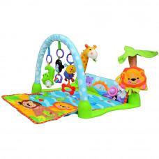 Развивающий коврик Joy Toy Умный малыш 4 7181