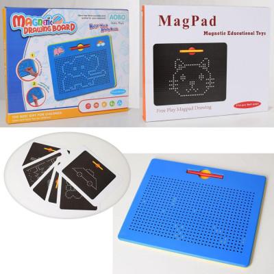 Магнитная доска планшет для рисования Magnetic MagPad (714-02A)
