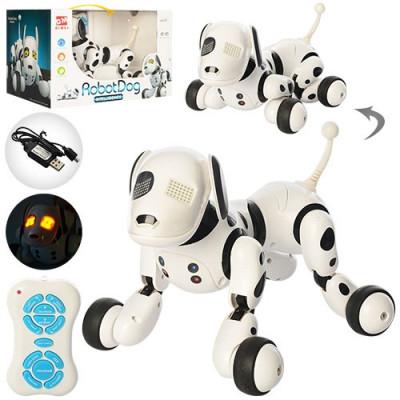 Интерактивная Собака Робот Zoomer на радиоуправлении