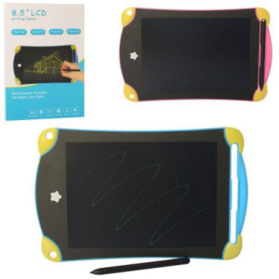 Планшет для рисования LCD Writing Tablet Розовый и синий (K7008L)