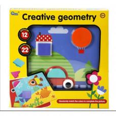 Геометрическая мозаика для малышей Creative Geometry M9AE