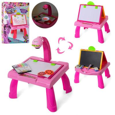 Детский проектор для рисования, слайды 16 картинок (PN-03)