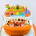 Ходунки детские JOY музыкальные оранжевый (W 1121 PB 8)