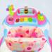 Ходунки детские JOY музыкальные розовый (W 1121 PB 8)