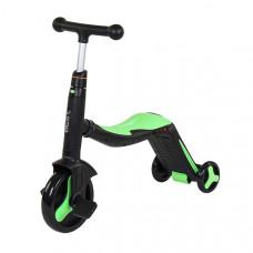 Самокат 3в1 Best Scooter - самокат-велобег-велосипед, свет, 8 мелодий (JT 40405)