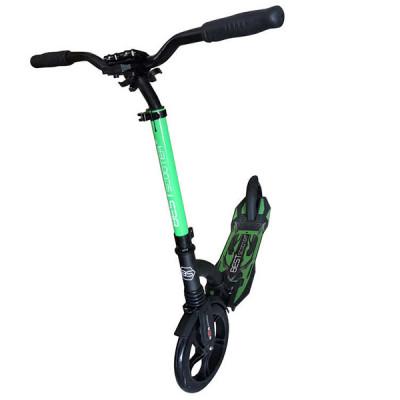 Самокат двухколесный Best Scooter (Бирюзовый)