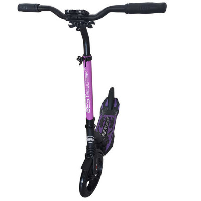 Самокат двухколесный Best Scooter (Фиолетовый)