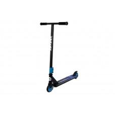 Самокат трюковой iTrike SR 2-066-2-BBL, черный с синим