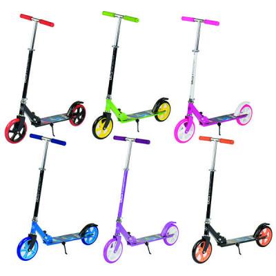 Детский двухколесный самокат Best Scooter 6 цветов