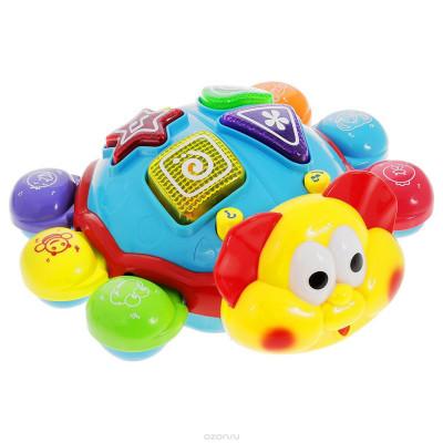 """Музыкальная развивающая игрушка """"Танцующий жук"""" (7013)"""
