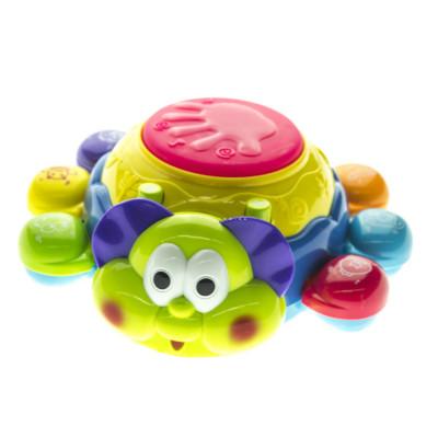 """Интерактивная развивающая игрушка """"Жучок"""" Joy Toy музыка, свет, двигается (7259)"""