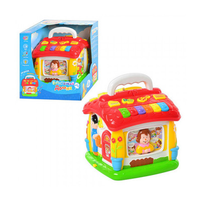 """Развивающая игрушка """"Говорящий домик"""" Joy Toy ( 9149)"""