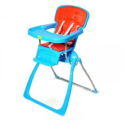 Детский стульчик для кормления Baby Tilly Голубой (BT-LT-06 Blue)