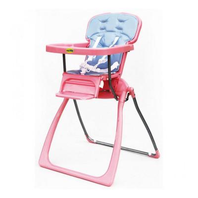 Детский стульчик для кормления Baby Tilly Розовый (BT-LT-06 Pink)