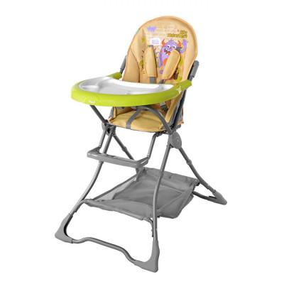 Стульчик для кормления Baby Tilly Monsters (T-632 Beige)
