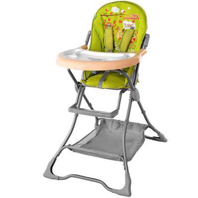Стульчик для кормления Baby Tilly Monsters (T-632 Green)