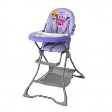 Стульчик для кормления Baby Tilly Monsters T-632 Purple