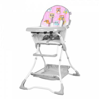 Детский стульчик для кормления TILLY Buddy T-633 Purple Owls