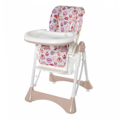 Стульчик для кормления Baby Tilly Bistro (T-641 Beige)