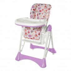 Стульчик для кормления Baby Tilly Bistro T-641 Purple