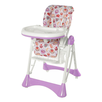 Стульчик для кормления Baby Tilly Bistro (T-641 Purple)