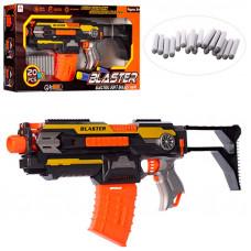 Автомат SB409 стреляет мягкими пульками