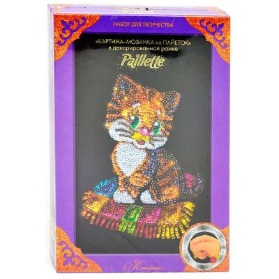 Мозаика из пайеток Danko toys Пм-01-01,02,04,06