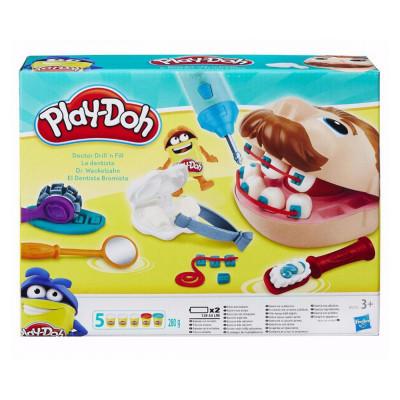 Набор пластилина Мистер Зубастик Play-Doh Стоматолог (8605)