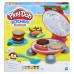 Пластилин Play-Doh для изготовления гамбургеров (8608)