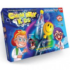 Набор опытов по химии Danko toys Chemistry Kids Super 3