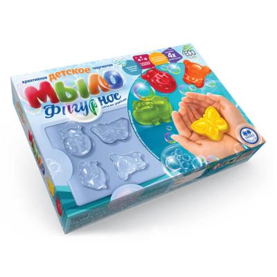 """Набор для творчества """"Детское фигурное мыло"""" Danko toys (DFM-01-01)"""