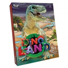 Набор для творчества Danko Toys Dino Land 7в1